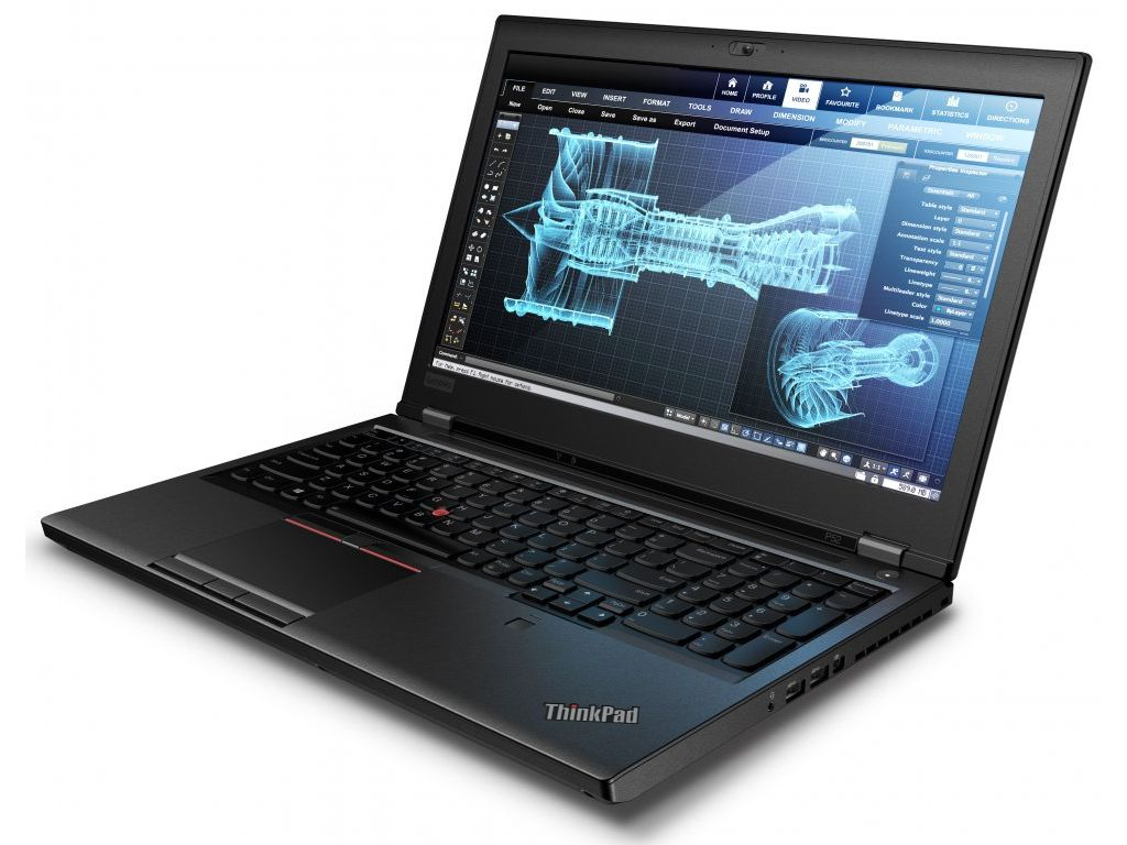 LENOVO  ThinkPad-P52
